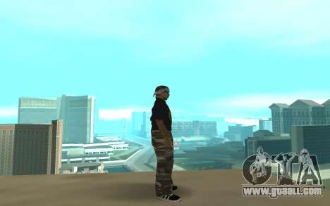 Los Santos Vagos for GTA San Andreas second screenshot
