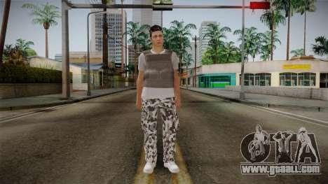 Skin Random Male 5 GTA Online for GTA San Andreas second screenshot