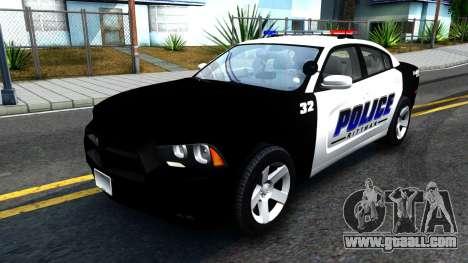 Dodge Charger Rittman Ohio Police 2013 for GTA San Andreas