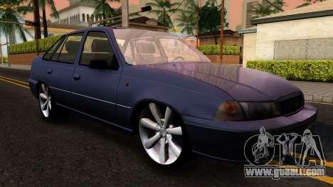 Daewoo Cielo 2001 for GTA San Andreas left view