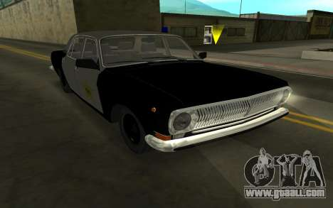 GAZ 24-10 Sheriff for GTA San Andreas
