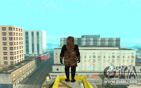 Grove Street Gang for GTA San Andreas third screenshot