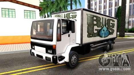 DFT-30 Box Truck for GTA San Andreas