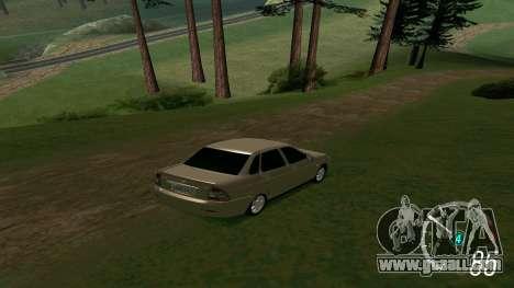 Forza Horizon 3 Speedometer for GTA San Andreas second screenshot