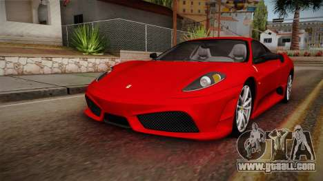 Ferrari F430 for GTA San Andreas right view