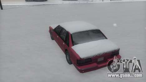 Premier Winter IVF for GTA San Andreas