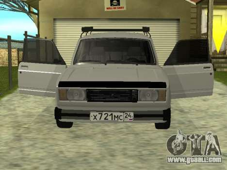VAZ 2104 Krasnoyarsk for GTA San Andreas left view