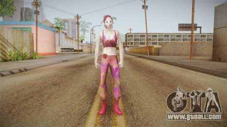Vikki of Army Men: Serges Heroes 2 DC v3 for GTA San Andreas
