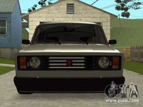VAZ 2105 for GTA San Andreas