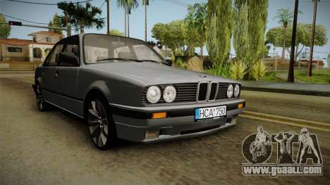 BMW M3 E30 Edit v1.0 for GTA San Andreas right view