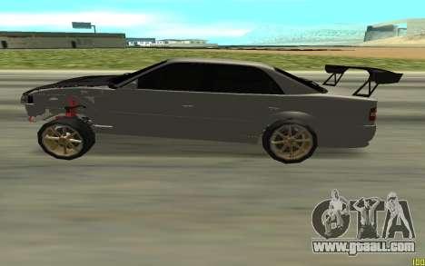Toyota Chaser TOURER V for GTA San Andreas left view