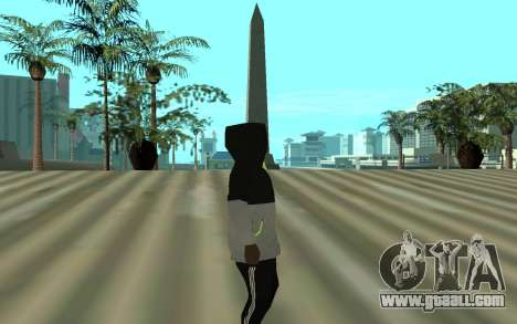 Grove Street Gang Member for GTA San Andreas second screenshot