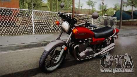 Kawasaki Z1 1975 v1.1 for GTA San Andreas