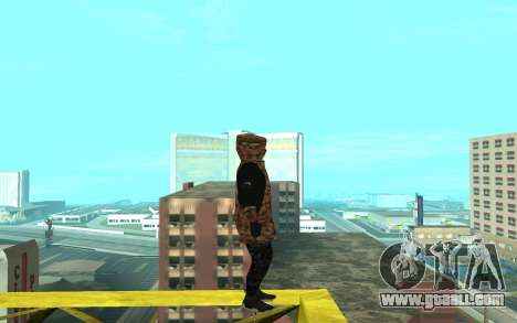 Grove Street Gang for GTA San Andreas second screenshot