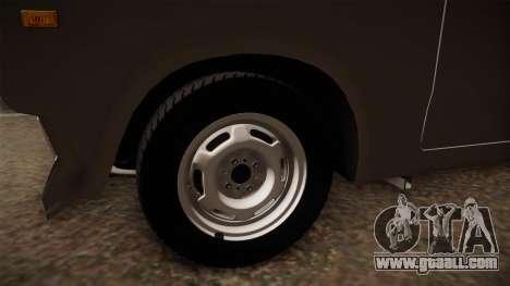 VAZ 2105 Convertible for GTA San Andreas back view