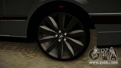 BMW M3 E30 Edit v1.0 for GTA San Andreas back view