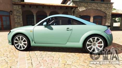 Audi TT (8N) 2004 v1.1 [add-on] for GTA 5