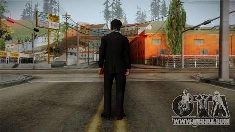 Dead Rising 3 - Nick in a Tuxedo for GTA San Andreas third screenshot