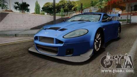 Aston Martin Racing DBRS9 GT3 2006 v1.0.6 for GTA San Andreas right view