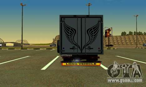 Gazelle Farmer v2 for GTA San Andreas right view