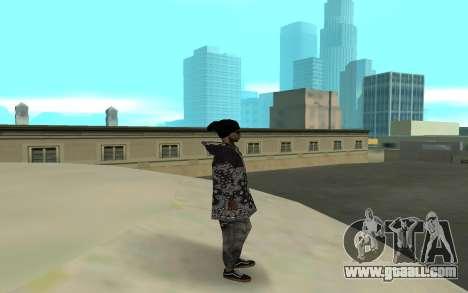 The Ballas 4 for GTA San Andreas second screenshot