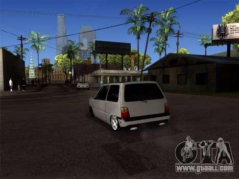 OKA - Dodge 2016 for GTA San Andreas back left view