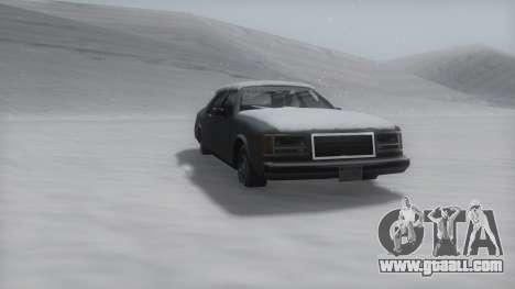 Washington Winter IVF for GTA San Andreas