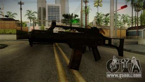 HK G36C v3 for GTA San Andreas second screenshot