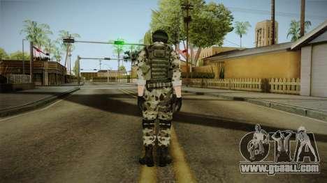 Resident Evil ORC Spec Ops v5 for GTA San Andreas third screenshot