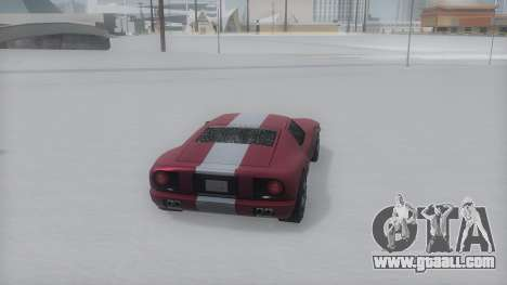 Bullet Winter IVF for GTA San Andreas