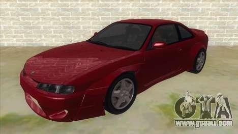 Nissan Silvia S14 Tuned for GTA San Andreas