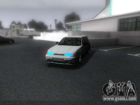 VAZ 2111 Audio for GTA San Andreas