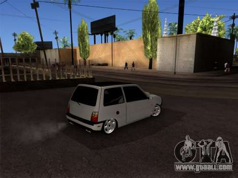 OKA - Dodge 2016 for GTA San Andreas right view