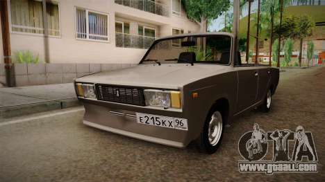 VAZ 2105 Convertible for GTA San Andreas right view