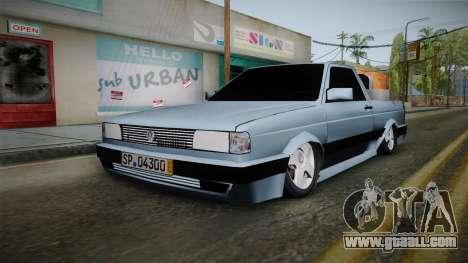 Volkswagen Saveiro 1994 for GTA San Andreas