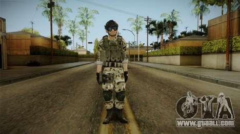 Resident Evil ORC Spec Ops v6 for GTA San Andreas second screenshot