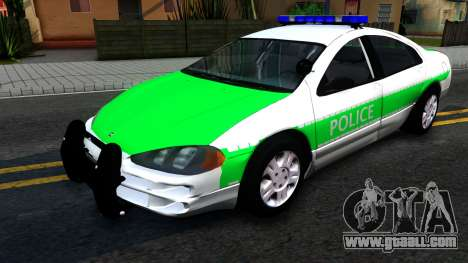 Dodge Intrepid German Police 2003 for GTA San Andreas