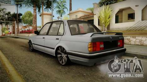 BMW M3 E30 Edit v1.0 for GTA San Andreas left view