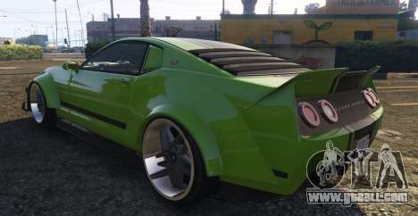 Vapid Crowd Runner for GTA 5
