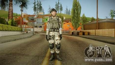 Resident Evil ORC Spec Ops v5 for GTA San Andreas second screenshot