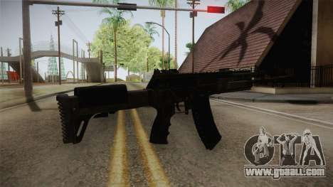 Call of Duty Ghosts - AK-12 for GTA San Andreas second screenshot