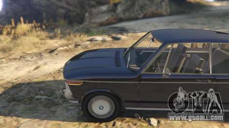 BMW 2002 72 for GTA 5