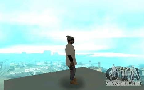 Grove Street Gang Member 2 for GTA San Andreas second screenshot