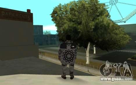 The Ballas 4 for GTA San Andreas third screenshot