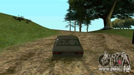 Forza Horizon 3 Speedometer for GTA San Andreas third screenshot