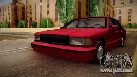 HD Premier for GTA San Andreas