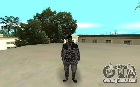 The Ballas 4 for GTA San Andreas