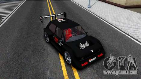 YUGO Koral Pikes Peak V2 for GTA San Andreas right view