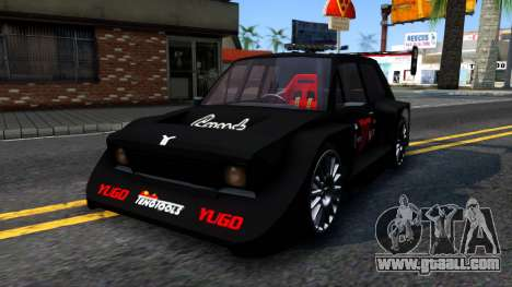 YUGO Koral Pikes Peak V2 for GTA San Andreas