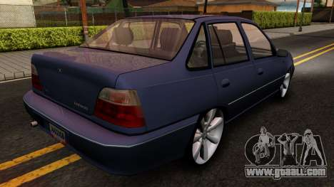 Daewoo Cielo 2001 for GTA San Andreas right view